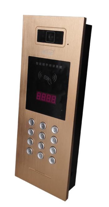 安全又便捷,府州大厦装上可视对讲系统啦!